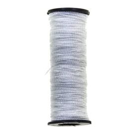 Fishing kapron thread, on a reel 1.2 mm .; white