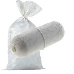 Float for nets made of polystyrene PSVS-4 80-90 гр, 110х35х8 mm (bag of 350 pcs)
