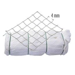 Del Capr. knotless; 4 mm, 210den /5, h = 600 ball, L = 71 m (pack 15 kg) white