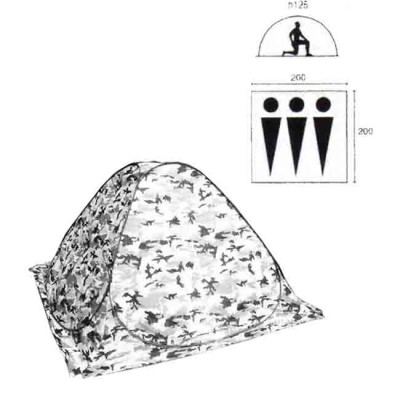 Tent tourist spot 3, no. XFY-1623, from: Bazizfish (Китай)