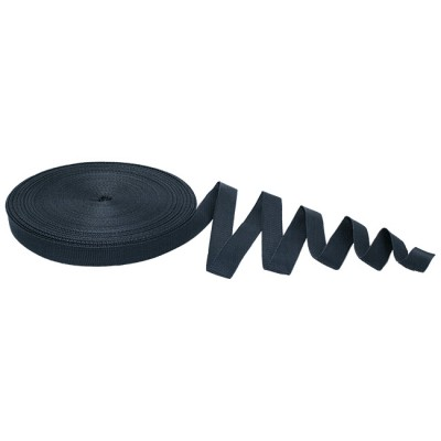 Anchor tape, 12 mm, 30 m, thermal pack, black, from: Петроканат
