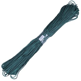 Universal cord 50 m, diameter 4 mm, color black-green
