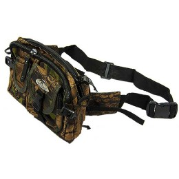 Belt bag for fishing and nature walks