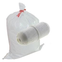Float for nets made of polystyrene PSVS-2 25-30 гр, 65х25х8 mm (bag of 30 pcs)