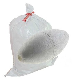 Float for nets made of polystyrene PSVS-6 190-200 гр, 175х60х10 mm (bag of 30 pcs)