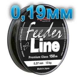 Fishing line Feeder Line; 0.19 mm; test 4.0 kg; length 150 m