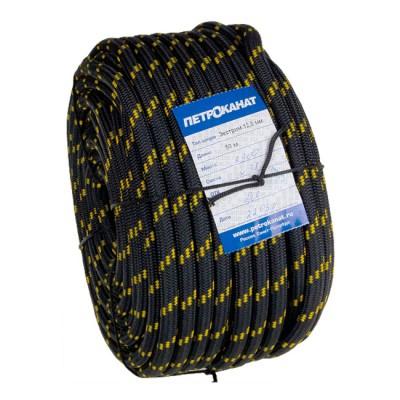 Extreme cord, braided speaker, reel; 12.0 mm, test 1250 kg (150 m), from: Петроканат (Россия)