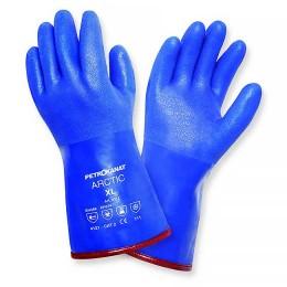 Gloves PVC winter insulated Arctic; XXXL