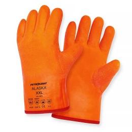 Gloves PVC winter Alaska, kraga; XL