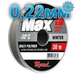 Scaffold winter Pro-Max Winter; 0.22 mm; 6.0 kg test; length 30 m