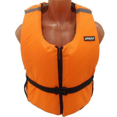 Chameleon life jacket double sided; 48-52 (load up to 110 kg, for people weighing up to 80 kg), from: SPASS (Россия)