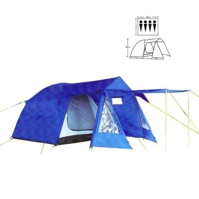 Tent tourist spot 4, no. XFY-1704, article 00074900003, production Bazizfish (Китай)