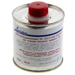 Rubber glue in a jar 4508, 250 ml