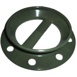Reel reel (dark green round)