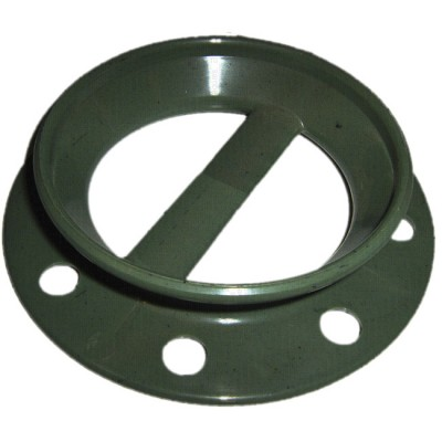 Reel reel (dark green round), from: Bazizfish (Китай)