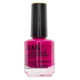 Fluorescent varnish; Pink
