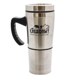 Isothermal double mug 330 +180 ml