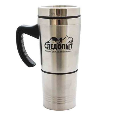 Isothermal double mug 330 +180 ml, from: Следопыт (Россия)
