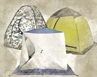 Winter tents