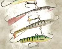 Balancer fishing