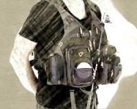 Bags, backpacks, vests