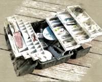 Fisherman's crates