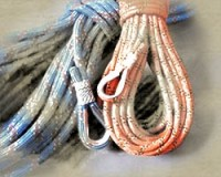 Anchor ropes and cords