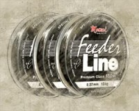 Feeder Line Deep Black 150 m