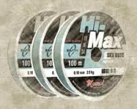 Hi-Max Sky Blue Fishing Line 100 m