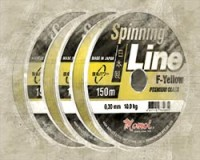 Spinning Line F-Yellow 150 m