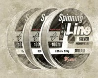 Spinning Line Silver 100 m