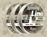 Spinning Line Silver 150 m