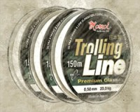 Trolling Line Clear Whate Fishing Line 150 m