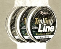 Trolling Line Clear Whate Fishing Line 300 m