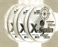 X-Spin Deep Milk Line 100 m