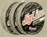 JigLine Ultra PE Pletenka 100 m, Khaki