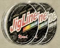 Pletenka JigLine Multicolor 100 m