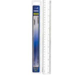 Titanium leashes; 30 cm, test 31 kg