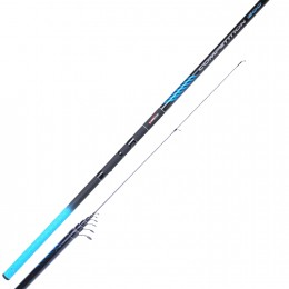 Rod Tubertini Competition; 5.0 m 0-12 g, fast, carbon HM