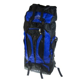 Backpack fisherman and Tourist, Blue 80 l