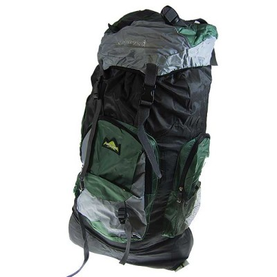 Backpack fisherman and Tourist, green 60 l, article Z0000001611, production Bazizfish (Китай)