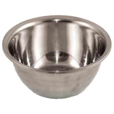 "Metallic bowl ""Sledopyt"", 22 sm, 8,5 sm, 1800 ml, from: Следопыт (Россия)"
