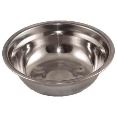 "Metallic bowl ""Sledopyt"", 18 sm, 900 ml, article Z0000001936, production Следопыт (Россия)"