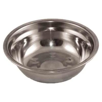 "Metallic bowl ""Sledopyt"", 22 sm, 1 L, article Z0000001938, production Следопыт (Россия)"