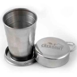 "Small folding cup ""Sledopyt"", 75 ml"