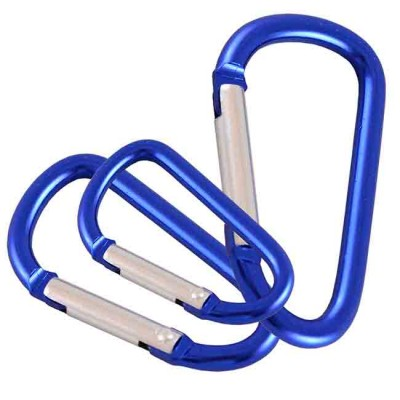 "Carabiner ""Sledopyt"", 5 sm, article Z0000001994, production Следопыт (Россия)"