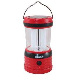 "Camping  lantern ""Sibirskiy Sledopyt-Neon"", 4L, the sun battery, akkum. 220V, USB"