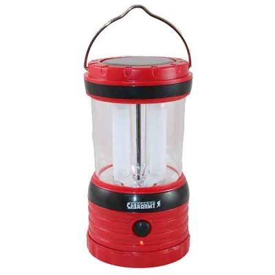 "Camping lantern ""Sibirskiy Sledopyt-Neon"", 4L, the sun battery, akkum. 220V, USB, from: Следопыт (Россия)"