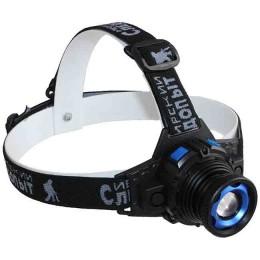 """Headlamp """"Sinirskiy Sledopyt-Volt"""", 1L, zoom, akkum. 220V+12V"""