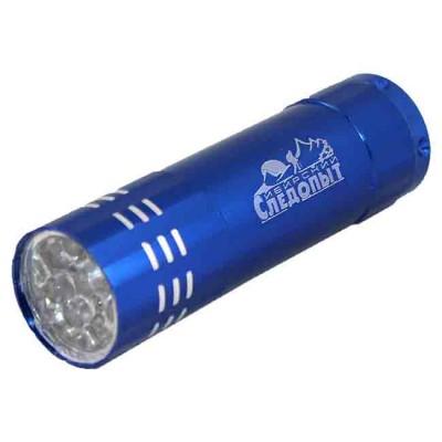 "Flashlight ""Siberian Sledopyt-Kvant"", 9L, article Z0000002028, production Следопыт (Россия)"